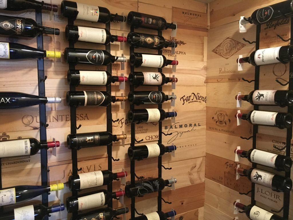 Shupe Wine Closet